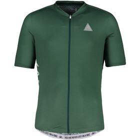 Maloja PlansM. Breeze Shortsleeve Bike Jersey Men stone pine
